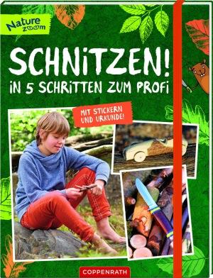Claudia Seidels Buch: Schnitzen wie die Profis